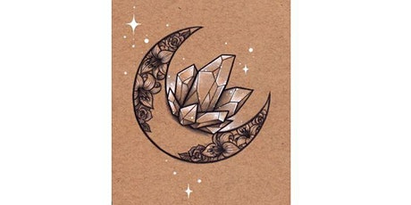 Yoga, Henna & Healing Crystals  Under the Moon tickets