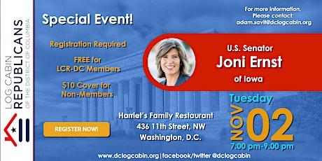 An evening with Senator Joni Ernst tickets