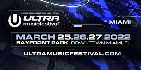Ultra music festival Miami tickets