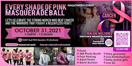 Halloween Masquerade Ball tickets