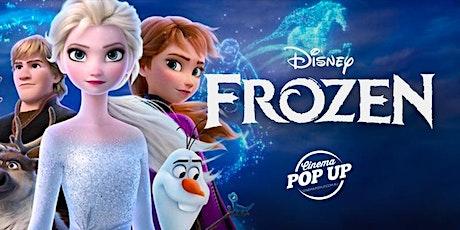Cinema Pop Up - Frozen - Traralgon tickets