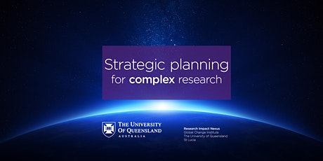 Strategic planning for complex research tickets