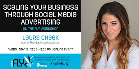 Scaling Your Business Through Social Media Advertising tickets