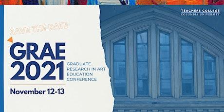 Graduate Research in Art Education 2021 tickets
