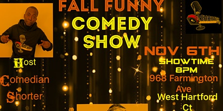 Fall Funny Comedy Show tickets