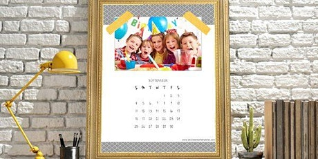 Make a Personalised Calendar @ Bridgewater Library tickets