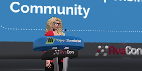 OpenSimulator Community Conference 2021 tickets