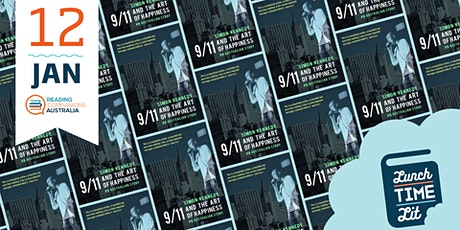 Lunchtime Lit '9/11 and The Art of Happiness by Simon Kennedy' tickets