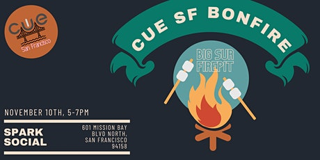 CUE SF Bonfire and Happy Hour for Educators tickets