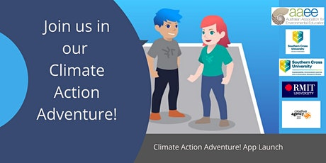 Climate Action Adventure! App Launch tickets