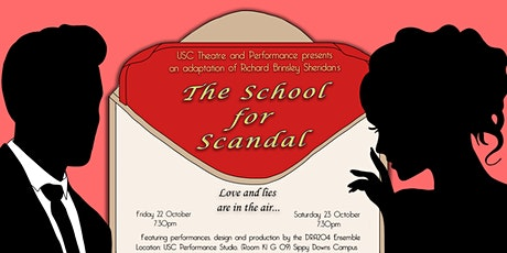The School for Scandal tickets