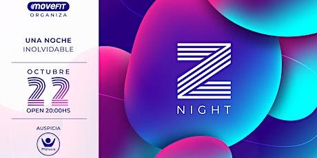 Z NIGHT entradas