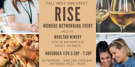 Rise - Womens Fall Networking Event tickets