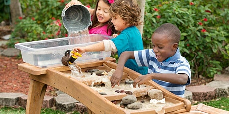 FREE Nature Play session  OAKLANDS PARK tickets