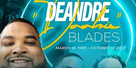 """Homegoing Celebration for DeAndre """"Doobie"""" Blades tickets"""