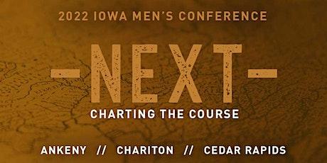 2022 Iowa Men's Conference - Chariton biglietti