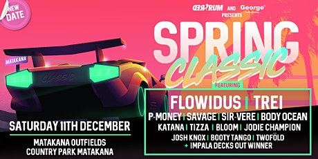 Spring Classic | Labour Weekend tickets