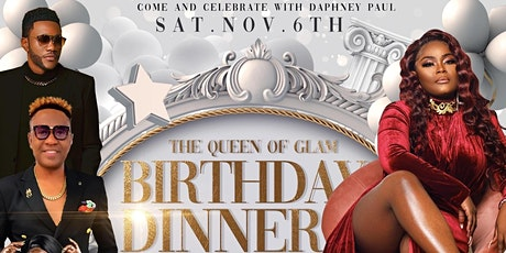 The Queen Of Glam 35th Birthday Dinner Celebration tickets