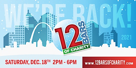12 Bars of Charity - St. Louis 2021 tickets
