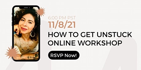 How to Get Unstuck Workshop billets