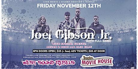 West Sound Rebels Benefit Concert tickets