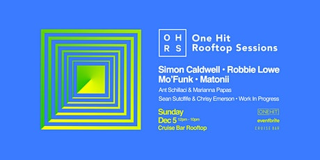One Hit Rooftop Sessions l Simon Caldwell & Robbie Lowe tickets
