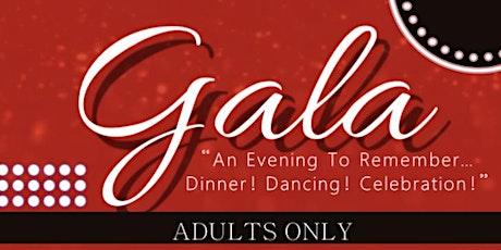 TCOZC Inaugural Gala tickets