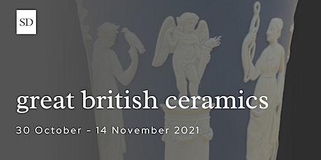 Great British Ceramics - Evening Viewing tickets