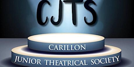 CJTS 2021 FRIDAY EVENING SPY SPOOF & MURDER MYSTERY SHOW tickets