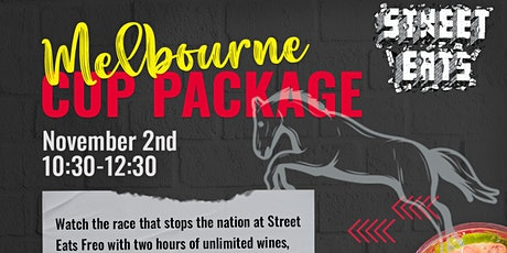 Melbourne Cup at Street Eats Eatery Fremantle tickets