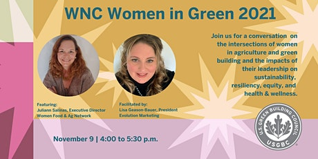 Women in Green: Steadfast and Strong tickets