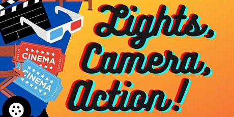 Weekend Learnings: Lights! Camera! Action! tickets