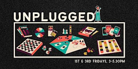 CCKPL: Unplugged tickets