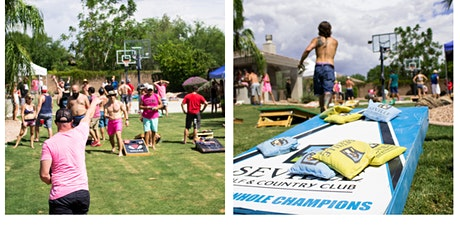 2021  INSPIRE & ACHIEVE - Cornhole for Charity tickets