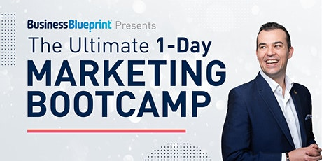 The Ultimate 1-Day Marketing Bootcamp tickets