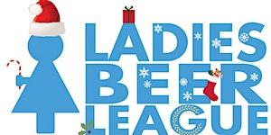 Ladies Beer League Holiday Brunch 2015