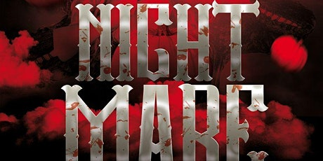 NIGHTMARE   [The 11th Annual Halloween Costume Party] tickets