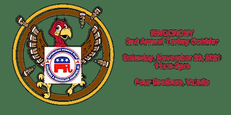 RWCCRCNY 2nd Annual Turkey Gobbler tickets