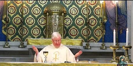 Sunday Mass at St. Brigid's tickets