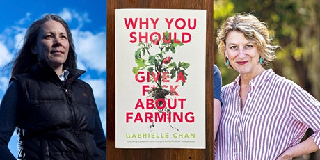 Gabrielle Chan in conversation with Laura Dalrymple tickets