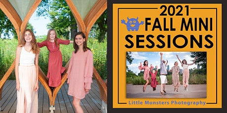 Fall Mini Session - Lincoln Park - 10/24 tickets