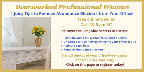 4 Juicy Tips to Remove the Abundance Blockers in Your Office tickets