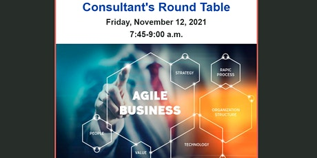 IMC DFW November Round Table: From Agile to Business Agility tickets