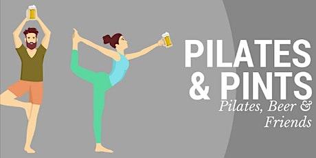 Pilates and Beer at Zambaldi tickets