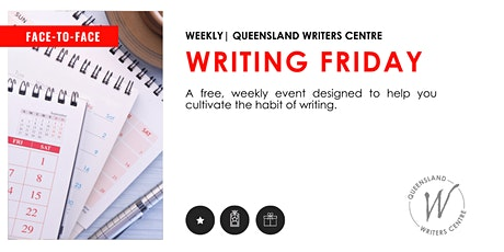 Final Writing Friday of 2021! tickets