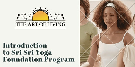 Yoga and Meditation - a free introduction tickets