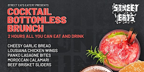 Street Eats Cocktail Bottomless Brunch (Yagan Square) tickets
