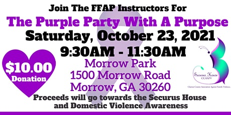 Purple Party With a Purpose tickets