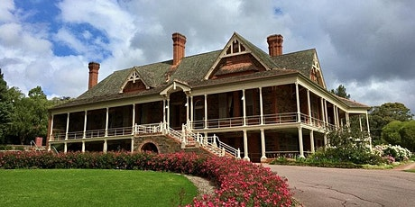 Free Guided Tour of Urrbrae House – October-November 2021 tickets