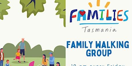 Family Walking Group -Cornelian Bay tickets